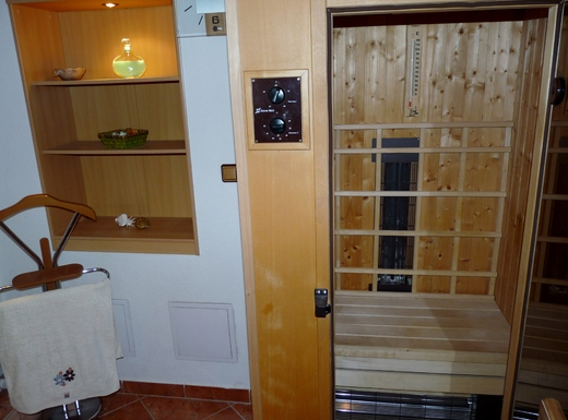 Pension EU - sauna